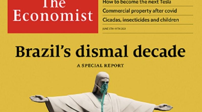 The Economist disseca o caos do governo Bolsonaro em matéria de capa   Hora do Povo