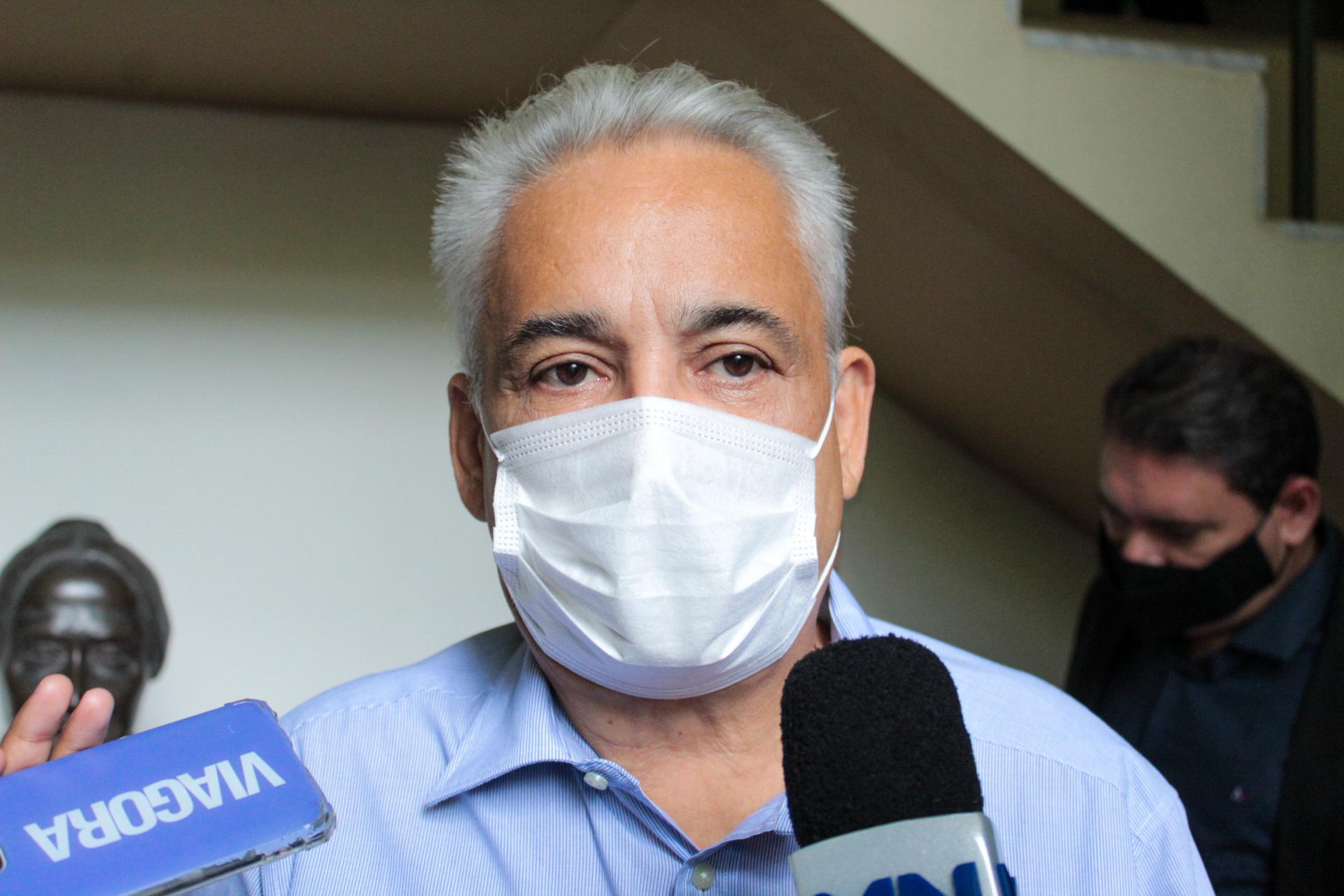 Vice prefeito Robert Rios