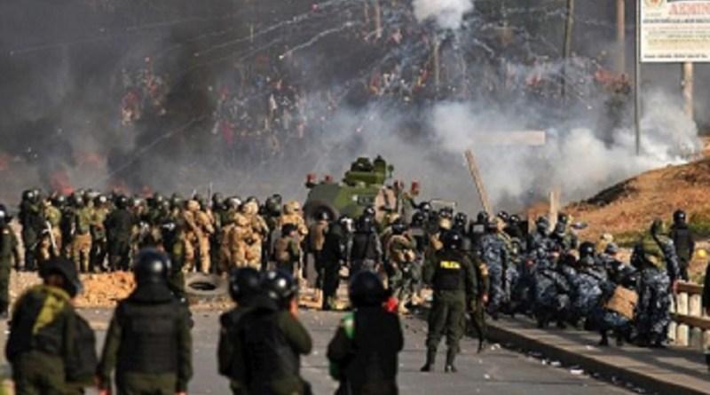 Argentina indicia Macri por contrabando de armas usadas no massacre de Áñez na Bolívia   Hora do Povo