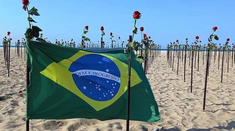 Brasil passa de 340 mil mortes por covid. OMS vê pandemia longe do fim