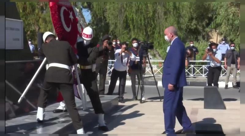 Erdogan insiste em solução de dois Estados para a ilha cipriota