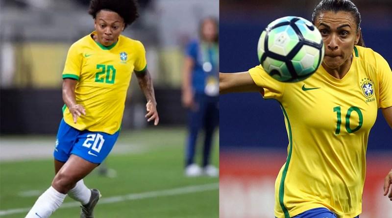 Seleção feminina de futebol estreia às 5h contra a China. Quem são elas