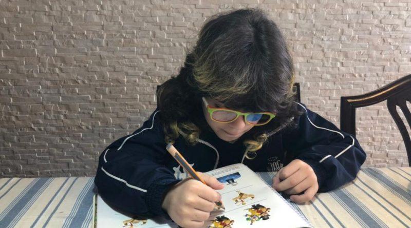 Aulas on line: 5 dicas para a saúde ocular das crianças   ViDA & Ação