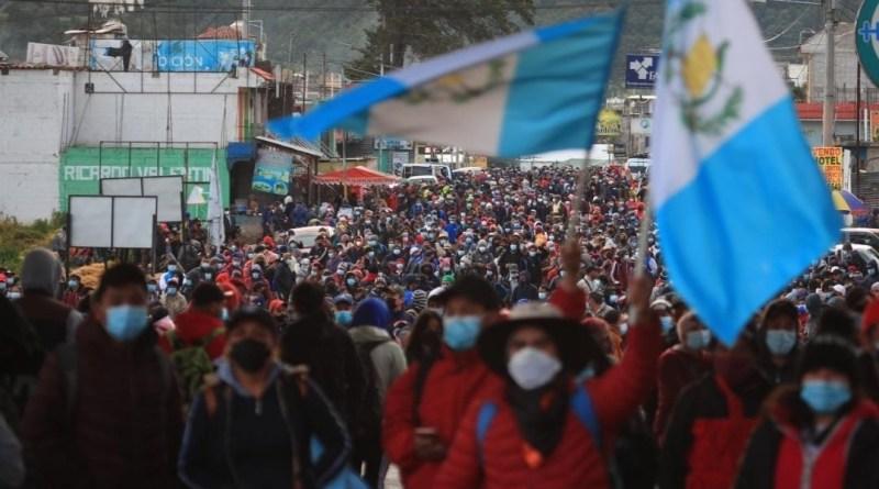Guatemala: greve geral exige renúncia do presidente e Constituinte   Hora do Povo