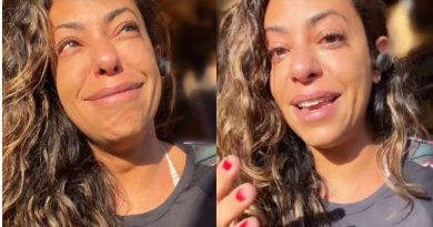 Samantha Schmütz chora ao falar de 'Vai Que Cola' sem Paulo Gustavo: 'Difícil recomeçar' – Jovem Pan