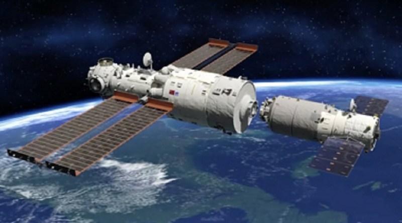 Módulo Tianzhou 3 atraca com sucesso na estação espacial chinesa   Hora do Povo