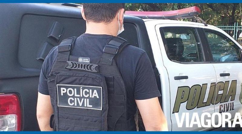 Polícia Civil prende duas pessoas em Buriti dos Lopes
