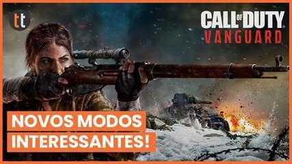 Primeiras impressões do beta de Call of Duty: Vanguard