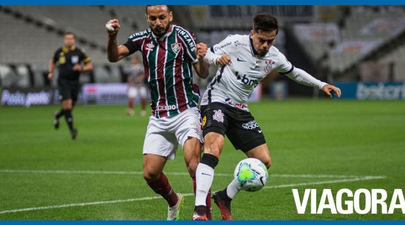 Corinthians e Fluminense se enfrentam na 26ª rodada do Brasileiro