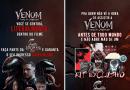 """Spoiler Night Cinemark tem sua primeira edição lançada com """"Venom – Tempo de Carnificina"""""""