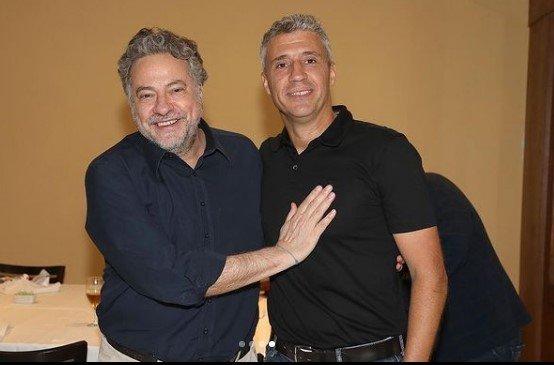 Presidente do São Paulo almoça com Crespo antes de despedida no CT