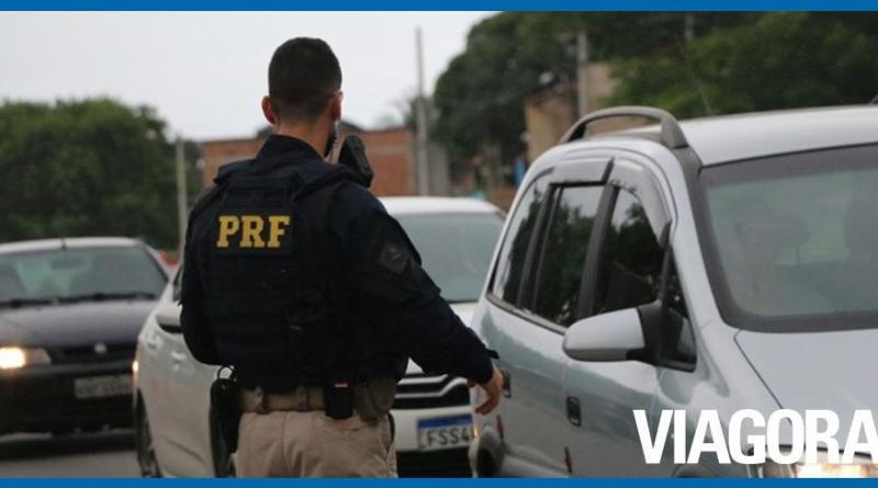 PRF registra 23 acidentes e 3 mortes durante operação no Piauí