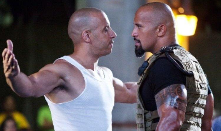The Rock diz se arrepender de expor briga com Vin Diesel em 'Velozes e Furiosos' – Jovem Pan