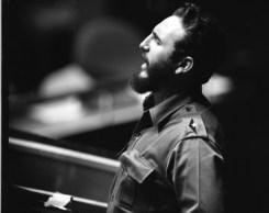 Discurso de Fidel na ONU em 1960.