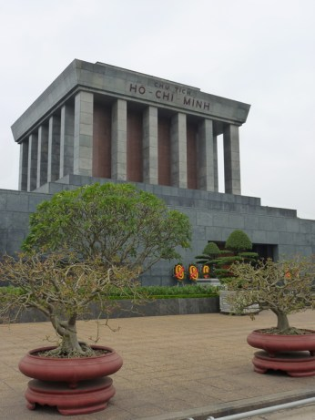 Mausoléu de Ho Chi Minh.