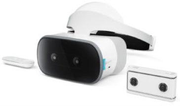 фото шлема виртуальной реальности Lenovo-Mirage-Solo