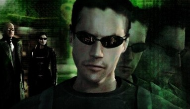 The Matrix Path of Neo banner