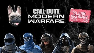 Раскрыты Все 31 Косметический Набор для 6 Сезона Modern Warfare и Warzone