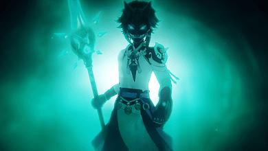 Праздничный Свет Фонарей - Genshin Impact   Версия 1.3