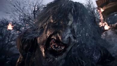 Свежее Видео Resident Evil Village Показывает Ликанов и Замок Леди Димитреску