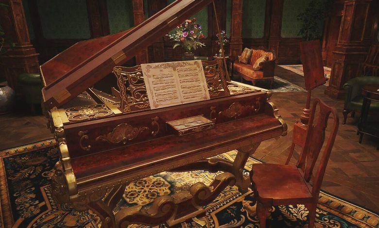 Resident Evil Village: Решение Загадки с Пианино - Оперный Зал