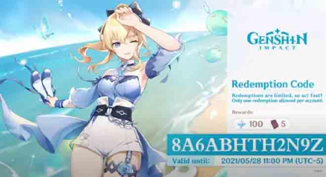 Genshin Impact: Версия 1.6 - Лето! Остров? Приключение! - Гайд по Всем Заданиям, Ивентам и Событиям