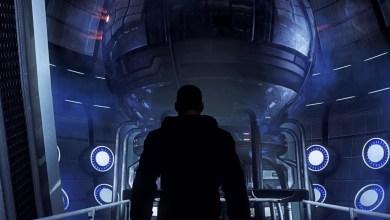 Mass Effect Legendary Edition — Терминус Решейд (Мод Подсветки)