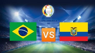 Бразилия — Эквадор: Онлайн-Трансляция Копа Америка
