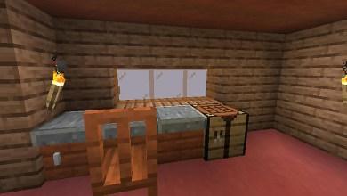 Minecraft — Украшение для Дома (Декоративный Мод)
