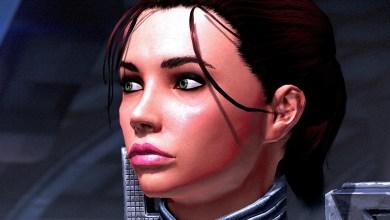 Mass Effect Legendary Edition — Мод На Улучшенную Шепард (Женщина)