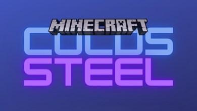 Minecraft — Colds Steel — Мод на Новые Виды Холодного Оружия