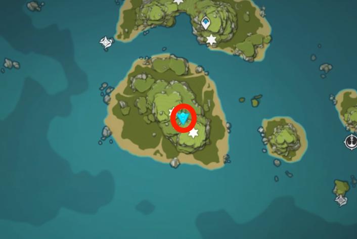 Другая Сторона Острова и Моря - Прохождение Задания Мира Геншин Импакт