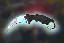 Чрезвычайно Редкий Нож CS: GO Может Быть Самым Дорогим в Истории