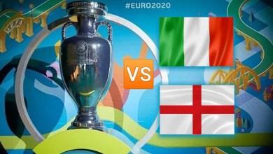 Италия — Англия: Онлайн-Трансляция Финала Евро-2020