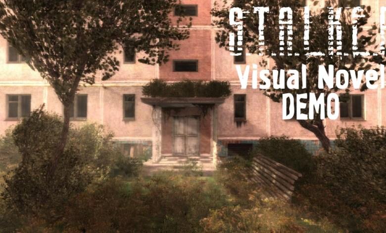 Визуальная Новелла S.T.A.L.K.E.R.: Call of Pripyat (Visual Novel DEMO)