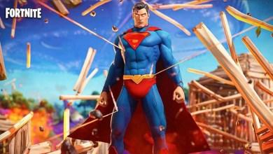 Как Получить скин Супермена Фортнайт: Прохождение Испытаний Кларка Кента