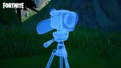 Как Установить Видеокамеры в Различных Местах Приземления Посадочного Челнока Фортнайт