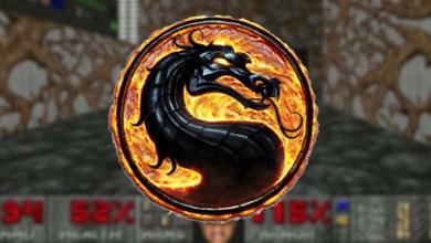 Новый Мод Интегрирует Mortal Kombat c Doom 2