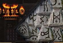 Гайд на Руны Diablo II: Resurrected - Официальная русская локализация
