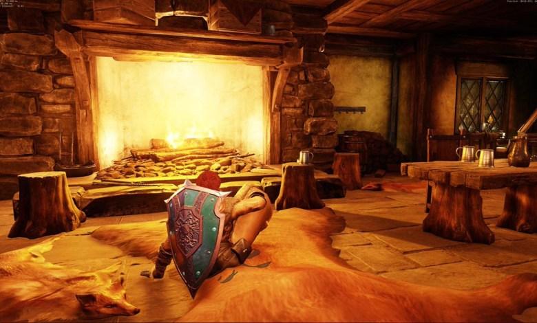 Игроки New World Проводят Нудистские Вечеринки, Почему Бы и Нет?