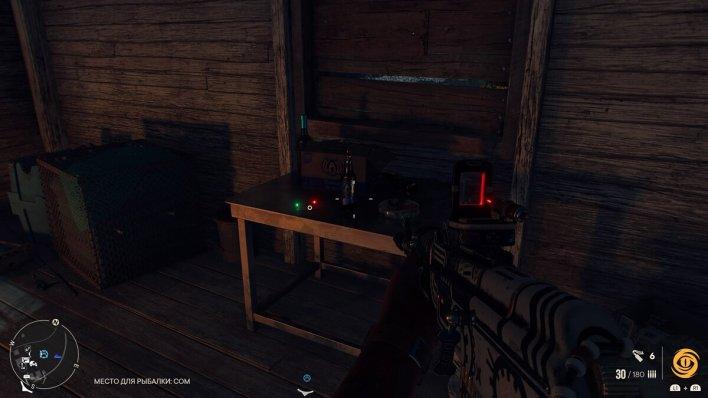 Расположение Всех USB-накопителей в Far Cry 6. Музыка с Флешек.