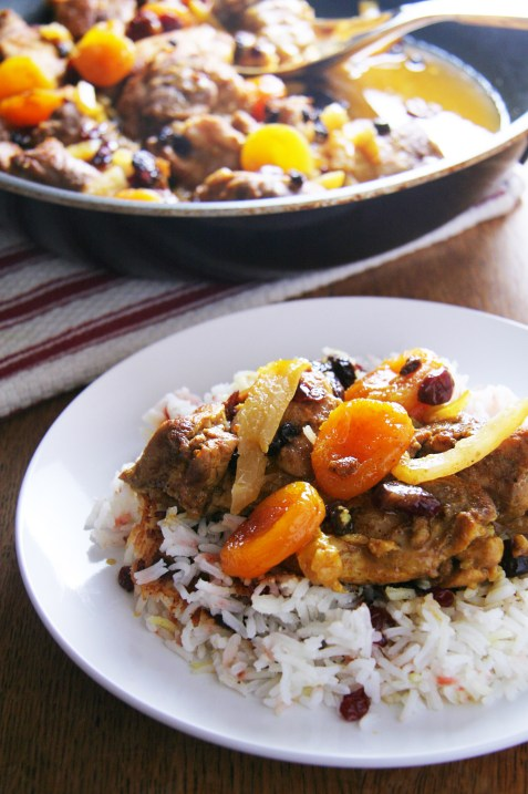 Moroccan Chicken 1