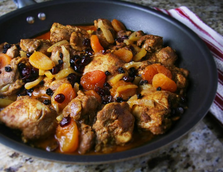 Moroccan Chicken 2