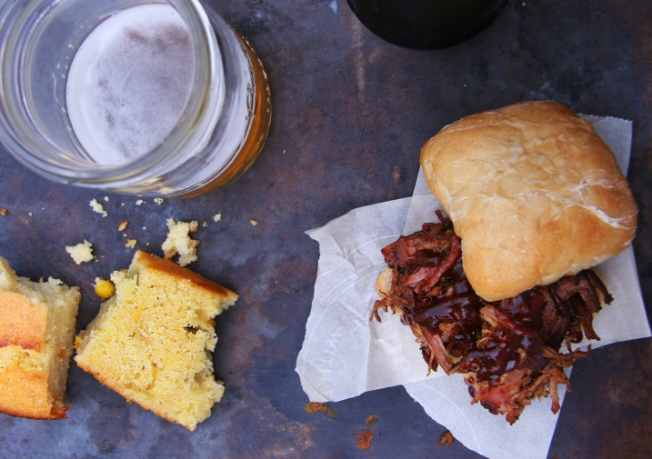 Smokehouse Pulled Pork with Memphis-Style Barbecue Sauce