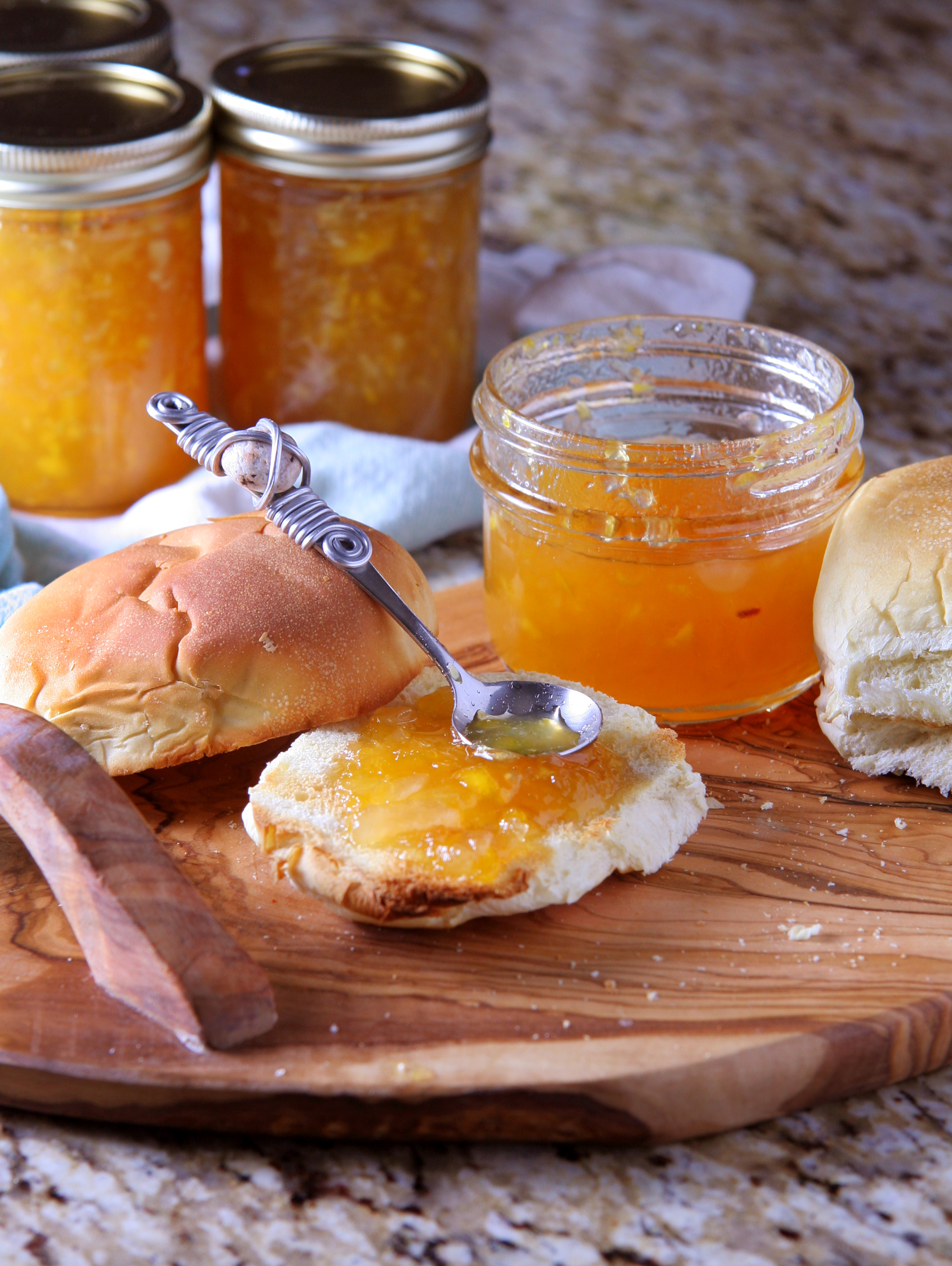 The most delicious pear jam: cooking with love 55