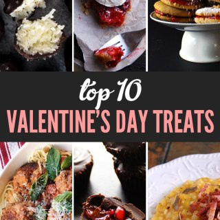 Top 10 Valentine's Day Recipes