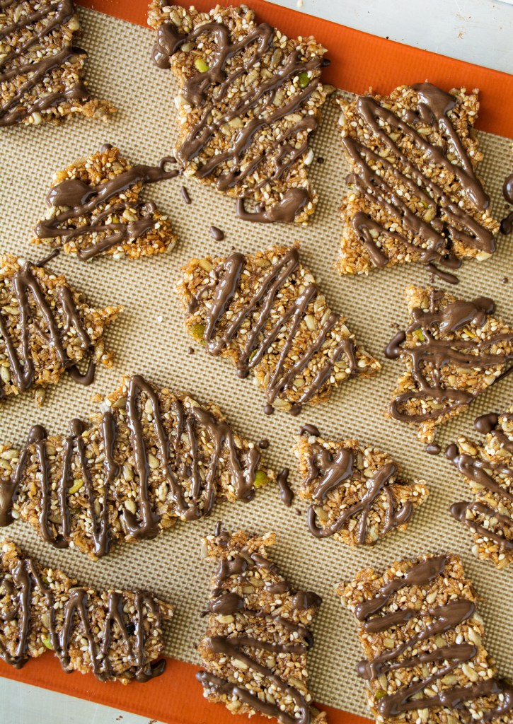 Healthy Birdseed Brittle