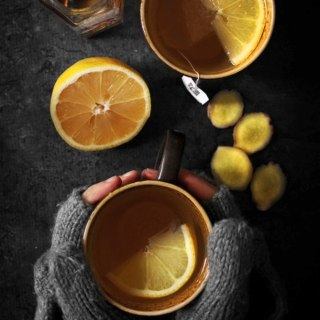 Throat-Soothing Chamomile Hot Toddy