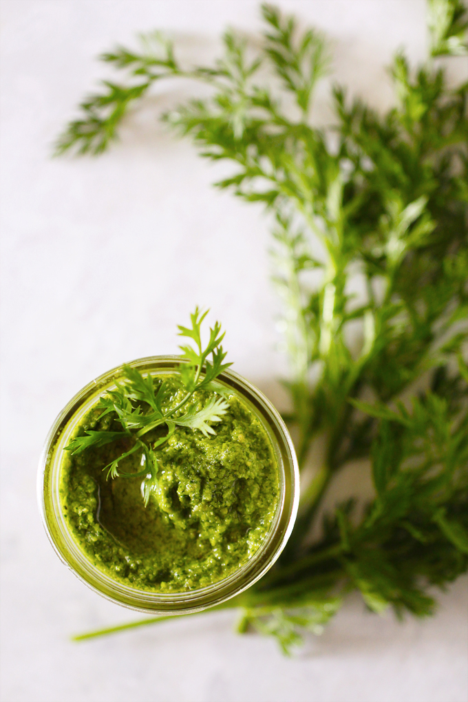Homemade pesto is by far superior to store-bought, but hot damn, it ...
