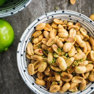 Thai Roasted Peanuts